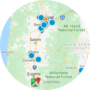 Eugene Real Estate Map Search
