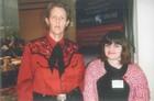 Kathleen Jurgens and Dr. Temple Grandin