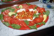 Margaret's tomatoes