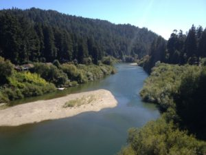 Russian River California