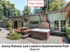 Pine Ridge Road Video