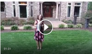 ALS Ice Bucket Challenge by Richmond VA Realtor Shannon Milligan