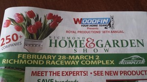 Richmond Home and Garden Show 2014