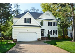 3704 Milshire Place in the Milhaven Community in Henrico has SOLD