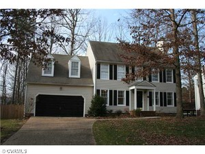 Henrico County Home for Sale SOLD