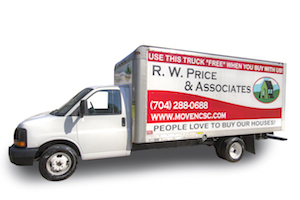 Reserve Moving Truck