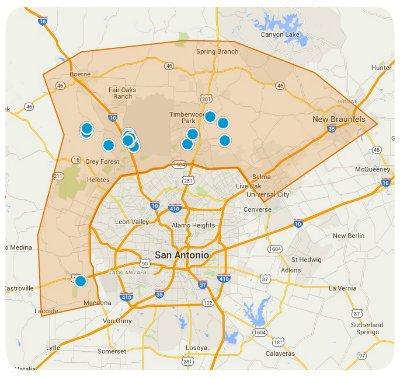 Northwest San Antonio Real Estate Northwest San Antonio