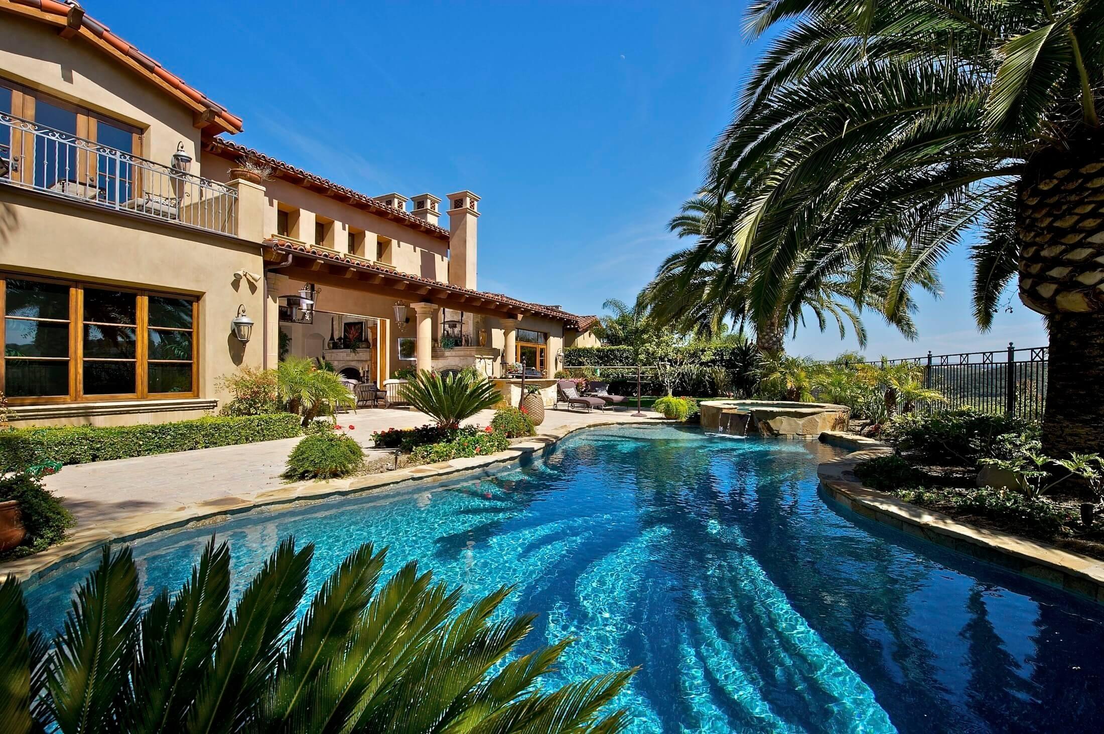 Carmel Valley on Highlands Ranch Mansion