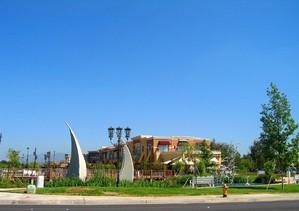 Bridgeport Shopping Center near Valencia Northbridge Homes