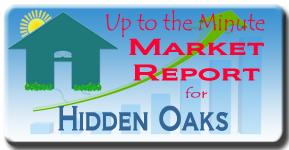 The latest market report for Hidden Oaks in Sarasota, FL