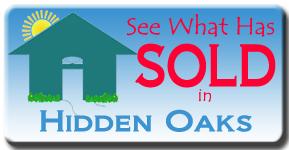 The latest home sales at Hidden Oaks Sarasota, FL