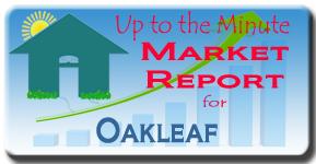 The latest market report for Oakleaf - Sarasota Real Estate
