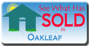The latest real estate sales in Sarasota at Oakleaf