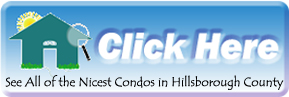 Search using the Hillsborough County MLS for the Nicest Condominiums in Tampa and the surrounding area