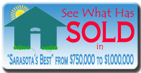 See the latest luxury home sales for Sarasota from $750,000 to $1,000,000