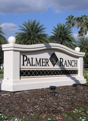 Palmer Ranch Entry