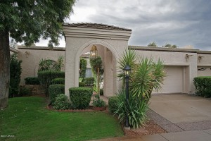 Scottsdale Country Club Patio Home