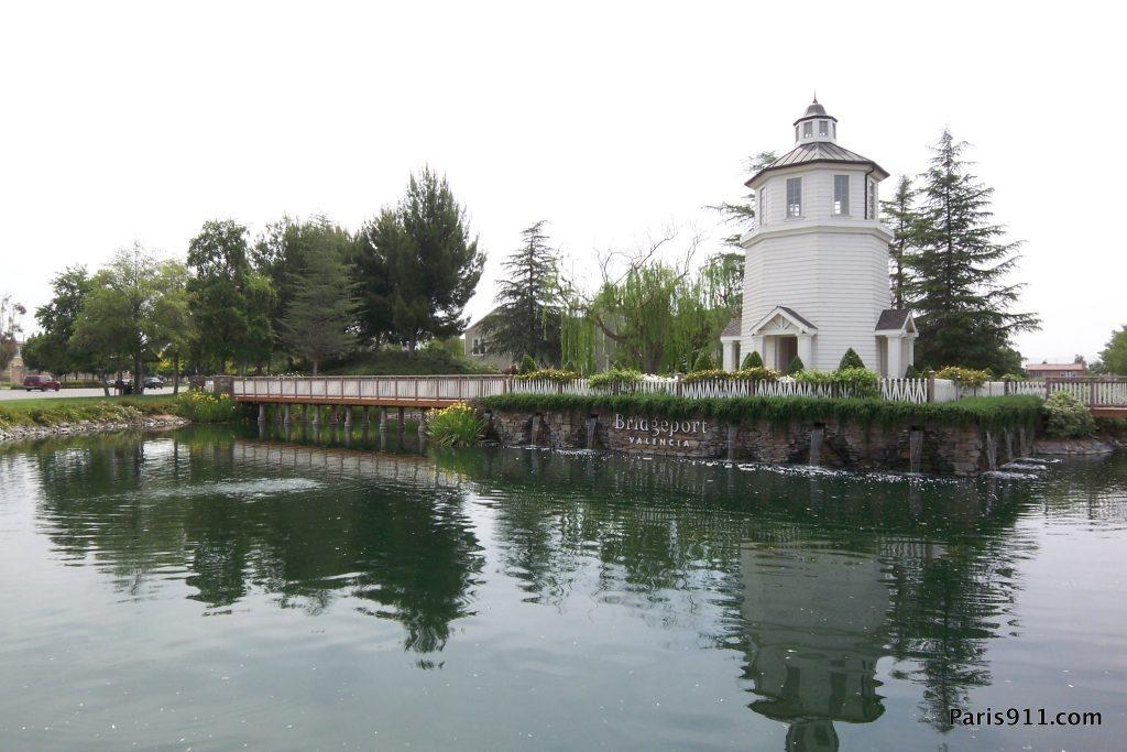 Bridgeport houses in Valencia California