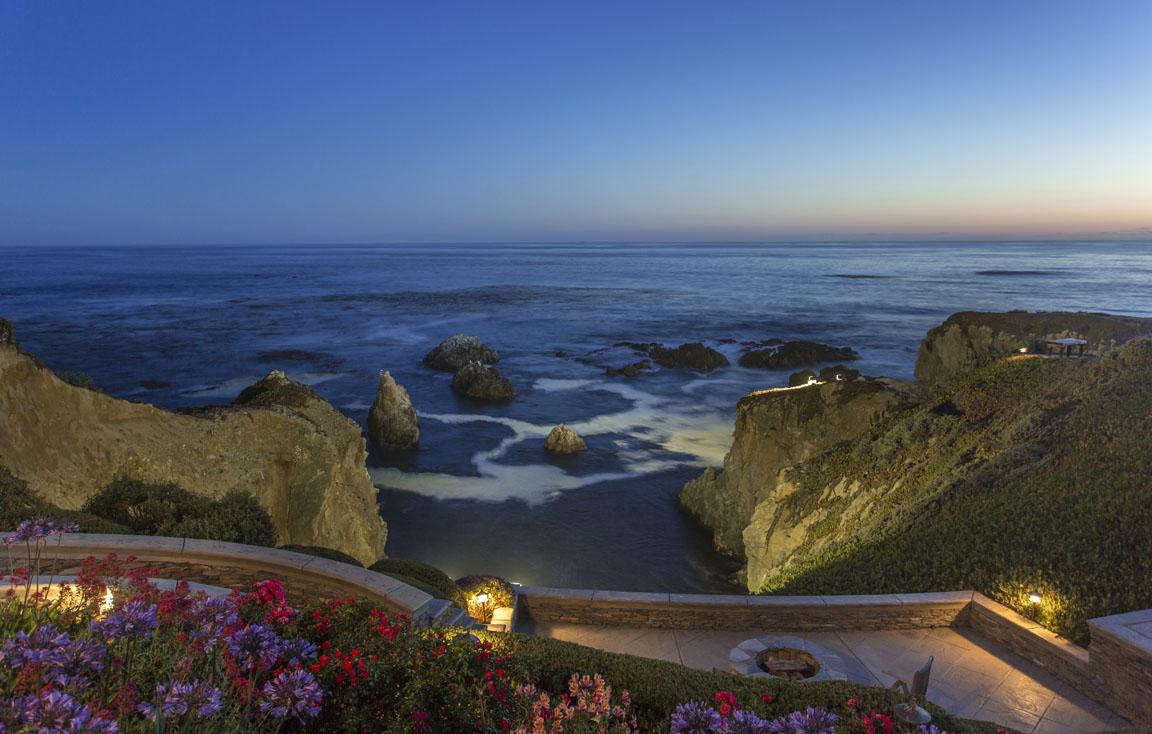 Carmel Highlands Ocean Front Real Estate For Sale
