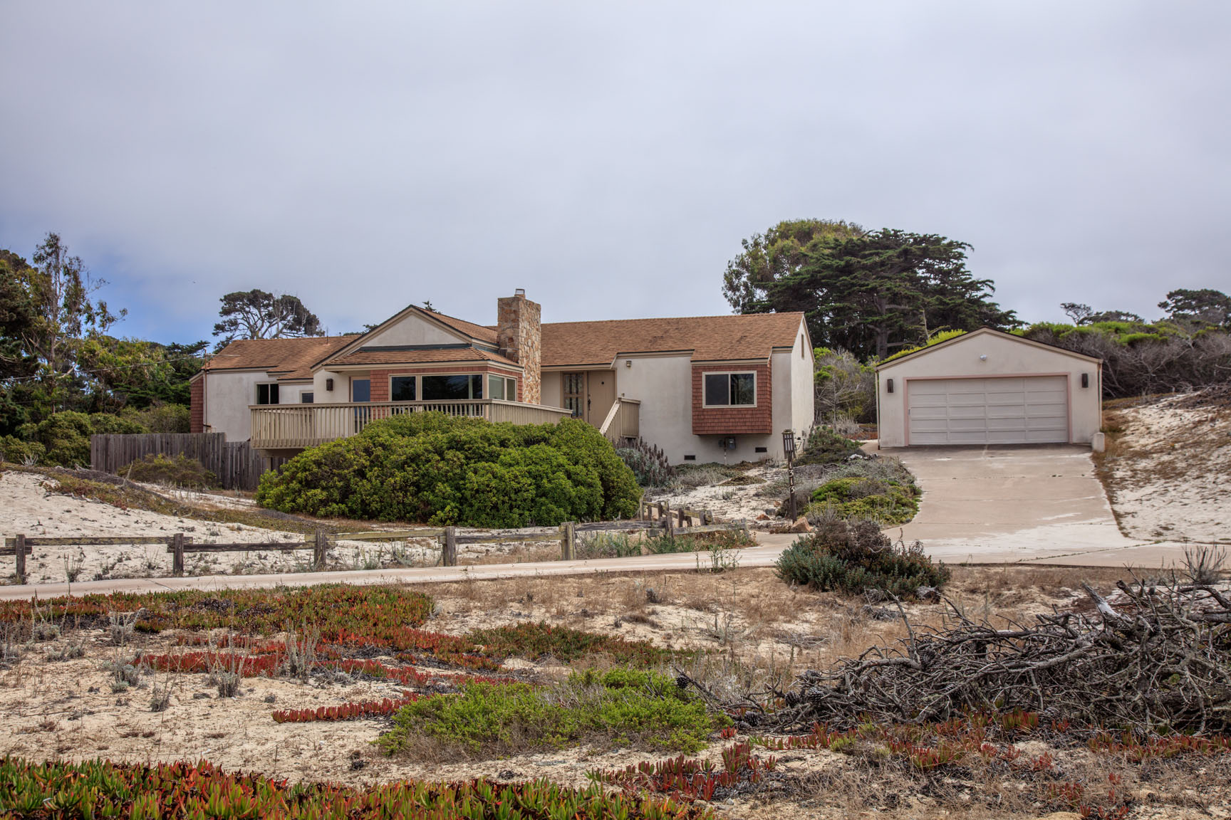 Pacific Grove ocean view home for sale