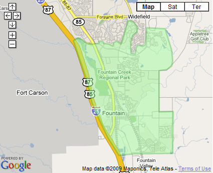 Search Lorson Ranch homes for sale by map