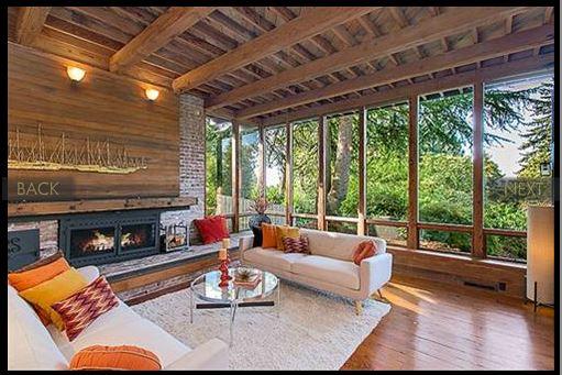 Kirkland modern home