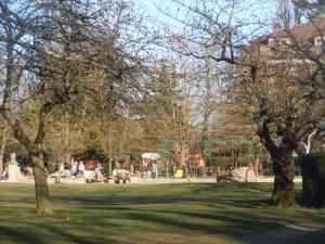 Meridian Park Playground
