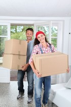 moving in to your new home