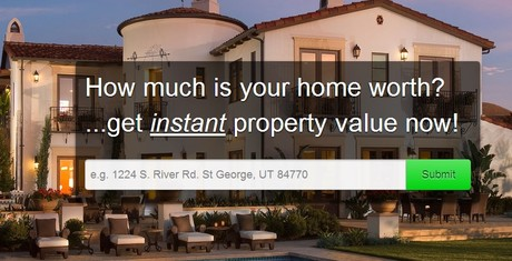 Get Property Value on your St George Home