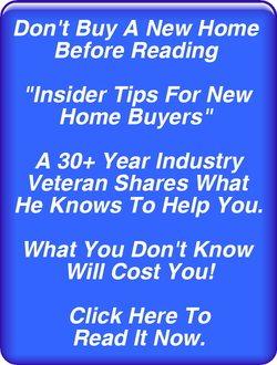 New Home Buyer Tips From An Industry Insider