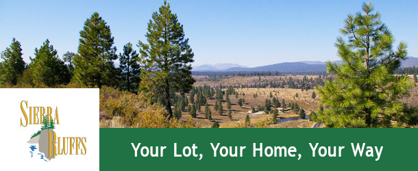 Sierra Bluffs Premium Residential Houses and Lots- Glenshire, Truckee, CA
