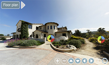 360 degree virtual tour: 4950 Davenport Creek Road, San Luis Obispo