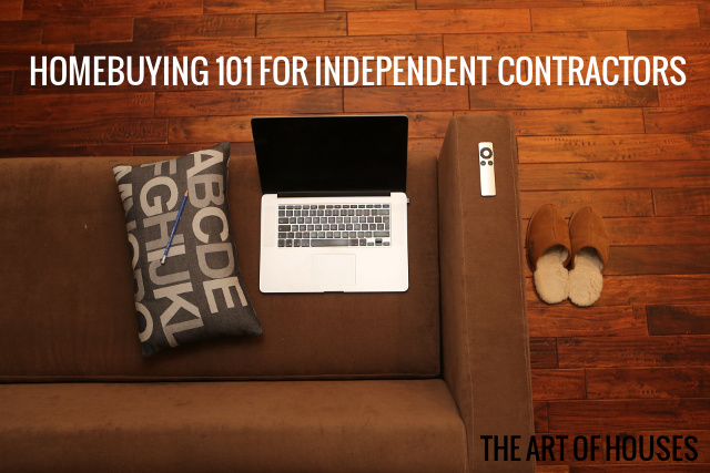 homebuying 101 for independent contractors