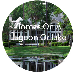 Hilton Head Homes On A Lagoon Or lake