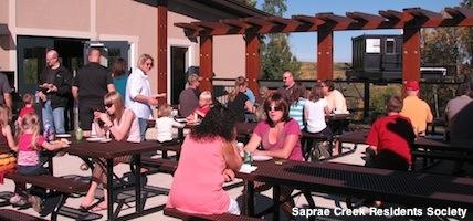 Saprae Creek Residents Society Community BBQ