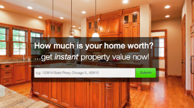 Chicago Home Valuation Tool