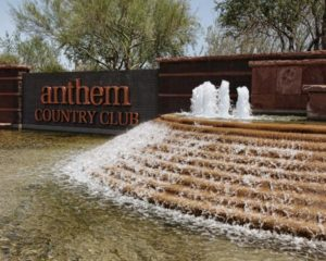 Anthem Country Club Golf Properties For Sale