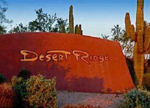 Desert Ridge Real Estate For Sale