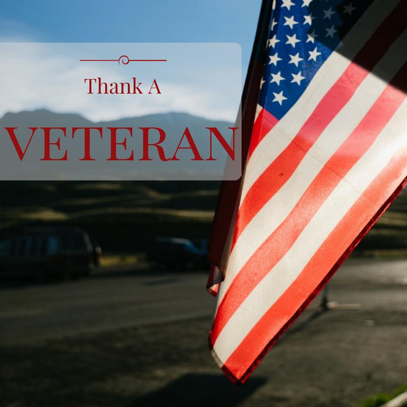 Thank a Veteran