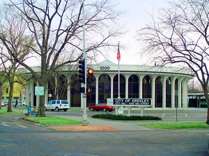 Greeley town hall