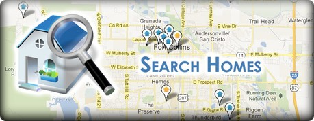 Search NOCO homes map