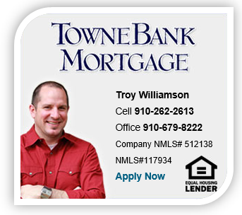Troy Williamson and TowneBank Mortgage