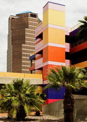 Tucson Downtown Area