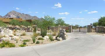 Tucson Gated Communities Real Estate Search