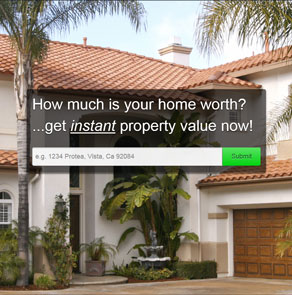 See any sellers home values.