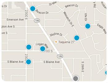 Foothill Neighborhood Real Estate Slc Utah