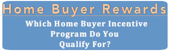 Home buyer incentives