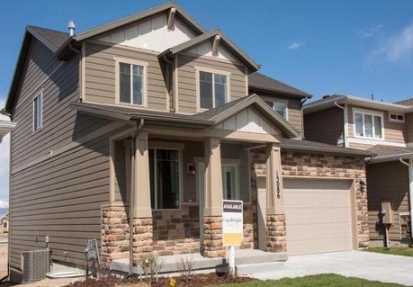 independence at the point townhomes for sale in bluffdale utah