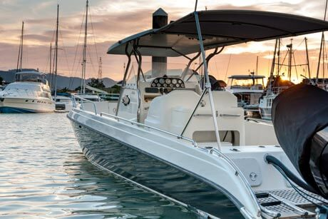 Buy a new fishing boat with your remaining cash from selling you Victoria home