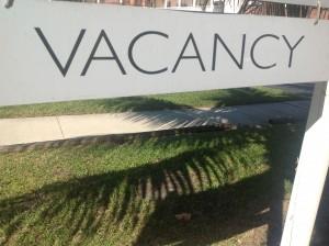 Vacancy Fort Lauderdale
